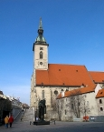 St. Martinʹs Cathedral in Bratislava