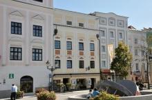Enns, Moshammerhaus am Hauptplatz