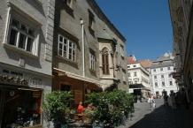 Göglhaus am ʺTäglichen Marktʺ in Krems