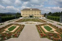Kronprinzengarten im Schloss Schönbrunn