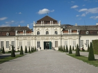 Lower Belvedere in Vienna