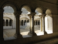 Cloister of Montmajour abbey