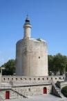 Tour de Constance in Aigues Mortes
