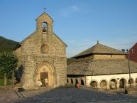 Capilla de Santiago y capilla del Espíritu Santo, Roncesvalles