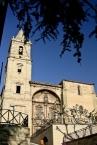Iglesia de la Asunción en la localidad de Navarrete