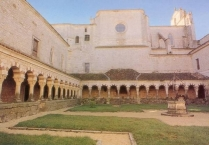 San Pedro de Cardeña abbey, Cloister of the Martyrs