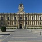 Convent-Hospital of San Marcos, León, main facade