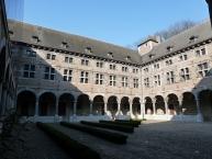 Couvent des mineurs de Liège, actuel Musée de la Vie Wallonne