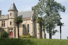 Chapelle du château dʹAbbadie