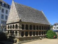 Ossuaire Louis XIII de lʹéglise Notre-Dame de Croaz Batz à Roscoff