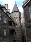The house of Anne of Brittany in Saint-Malo