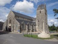 Église Saint-Jean-Baptiste de Saint-Sauveur-le-Vicomte