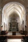 Abbaye de Montivilliers : chœur de lʹéglise abbatiale