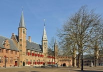 Middelburg, the former abbey