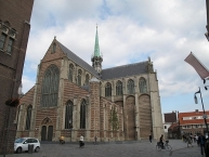 Goes, church: Grote of Maria Magdalenakerk