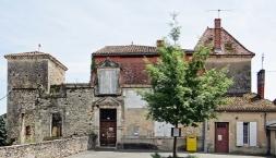 Barbaste, Château de Barbaste