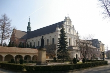 Cistercian Abbey in Mogiła