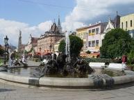 Košice, Main Street
