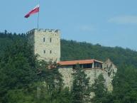 Tropsztyn Castle