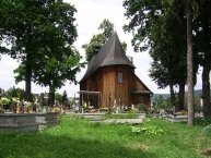 Church of the Visitation in Iwkowa