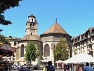 Rue de la Madeleine 15, Genève. Temple de la Madeleine.