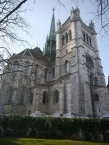 Cathedral St. Peter, Geneva