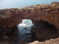 Boca do Inferno (Mouth of Hell) at Cascais