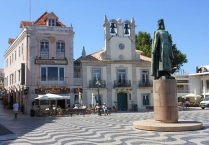 Town Square in Cascais