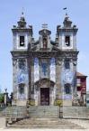 San Ildefonso church, Porto
