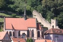 Hirschhorn, Klosterkirche