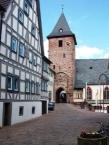 Hirschhorn, Turm der Marktkirche