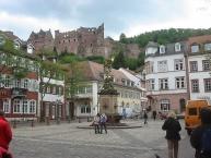 Heidelberg, Kornmarkt
