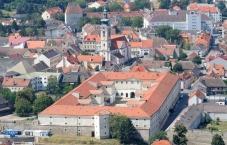 Ehemaliges Franziskanerkloster in Hainburg
