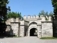 Stambol kapia, city gate in Vidin