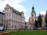 Former Jesuits Comlex in Poznań