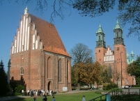 Church of Holly Virgin Mary and Archicatedral Basilica in Poznań