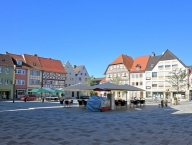 Mellrichstadt, Marktplatz