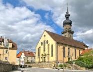 Mellrichstadt, Stadtpfarrkirche St. Kilian