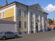 Pärnu, city hall