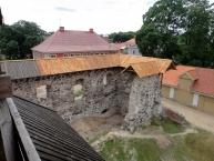 Burgruine von Limbaži