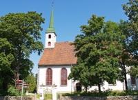Lutherische Kirche in Limbaži