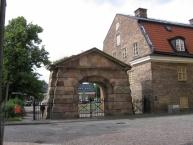 Byporten ʺStadsportenʺ i Kristianstad/The town gate of Kristianstad
