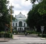 Teateret i Tivoliparken/The theatre in the Tivoli park