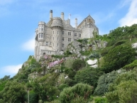 House and gardens of St Michaelʹs Mount