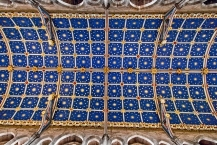 Ceiling in Carlisle Cathedral