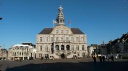 Maastricht, Markt und Stadhuis