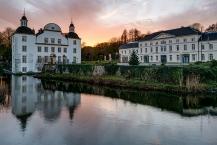Schloss Borbeck mit Wirtschaftsgebäude