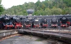 Eisenbahnmuseum Bochum-Dahlhausen, Ringlokschuppen
