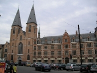 Dendermonde, St. Pieter and St. Paul abbey