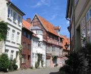 Obere Ohlingerstraße in der Lüneburger Altstadt
